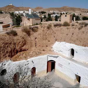 3. Tunisia: Star Wars