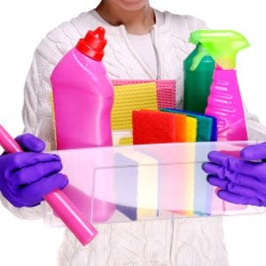 6 Natural Cleaning Boosters