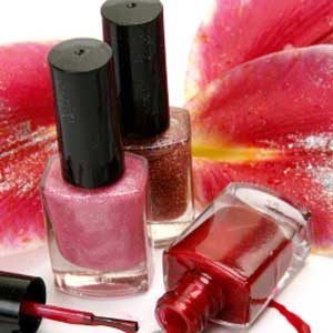 5 More Things To Do with Nail Polish