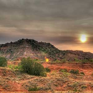 5. Palo Duro Canyon State Park