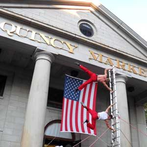 4. Visit Faneuil Hall Marketplace - Quincy Market