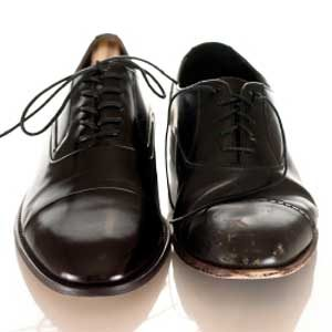 3. Seal Out Scuffs on Shoes