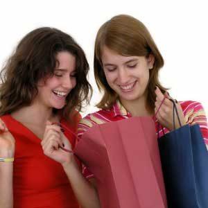 2. Send Them Shopping
