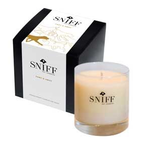 4. Sniff Pet Candles