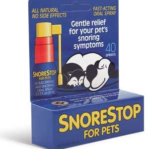5. SnoreStop for Pets