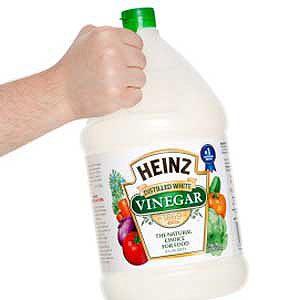Odour-Eating Vinegar