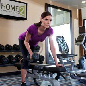 9. Fitness and Workout Assistance