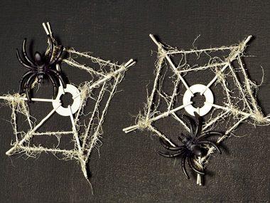 Cobweb Coasters