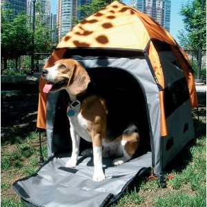 The Portable Pet Tent