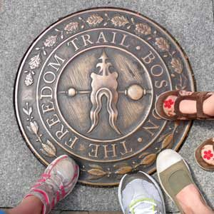 2. Tour the Freedom Trail