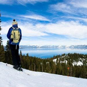 2. Homewood Mountain, Lake Tahoe, California
