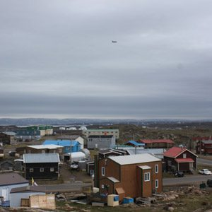 Taking a Taxi in Iqaluit