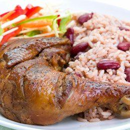 2. Jerk Chicken