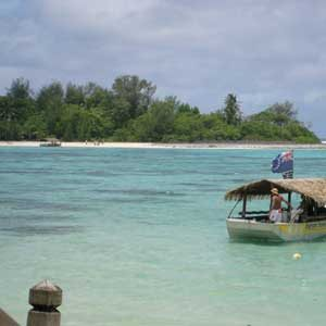 3. Muri Beach, Cook Islands