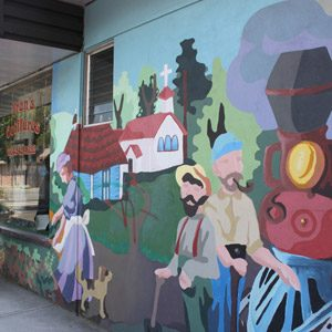 The Downtown Arts Scene