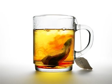 Drink Three Cups of Tea a Day