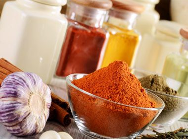 Try: Spices