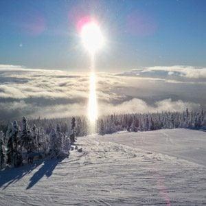 4. Hudson Bay Mountain, Smithers, B.C.