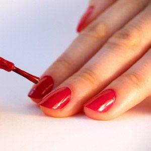 4. Get Creative with Nail Polish Patterns