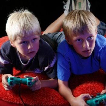 4. Kids Flopping in Flexibility
