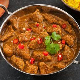 4. Vindaloo Curry