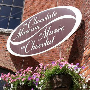 5. Chocolate Museum, St. Stephen, New Brunswick