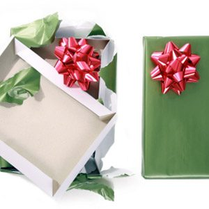 5. Wrap Gifts