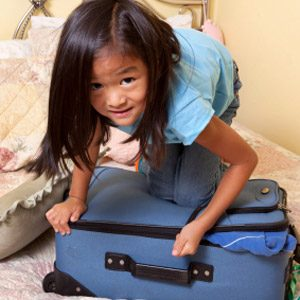 5. Trust Older Kids to Pack for Themselves
