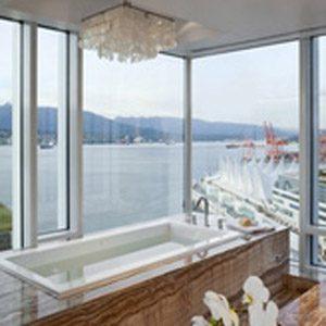 5. The Fairmont Pacific Rim, Vancouver, British Columbia
