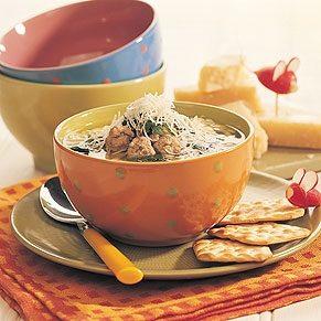 Festive Italian Soup