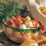 Colourful Bocconcini Salad