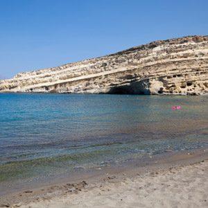 6. Inn to Inn Sea Kayaking, Crete, Greece