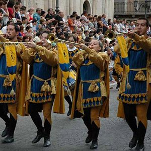6. Take part in a medieval festival