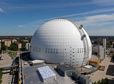 SkyView - Stockholm, Sweden