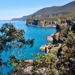 6. Cape Grim, Tasmania, Australia
