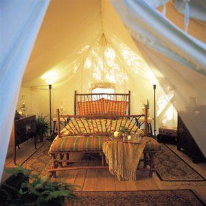 7. The Clayoquot Wilderness Resort, Flores Island, British Columbia
