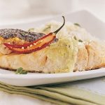 No-turn Grilled Salmon