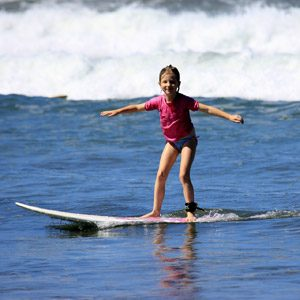 Exciting spring break family vacations: Safari Surf School, Costa Rica