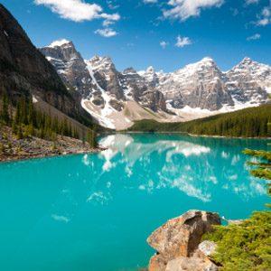 Western hiking trails in Canada