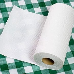 5 Things To Do with Paper Towels