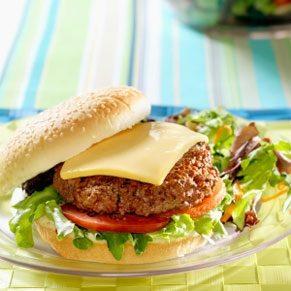 5 Meaty Burger Recipes