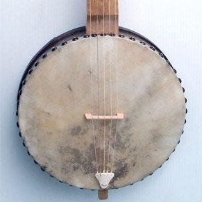 Making a Gourd Banjo