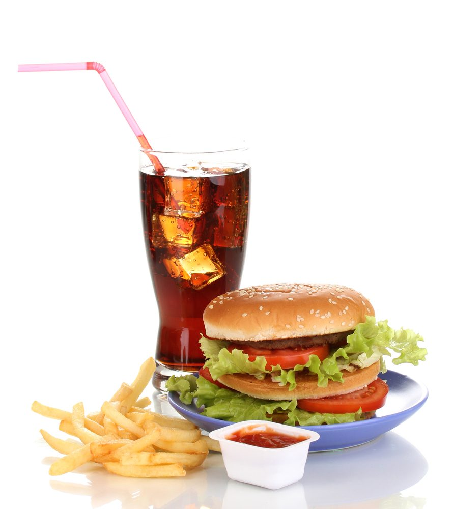 fast food changes If you haven't noticed changes already, you could be seeing these healthy upgrades in your favorite fast food chains soon.