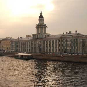 5. Kunstkamera, St. Petersburg, Russia