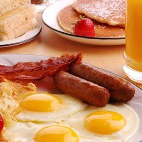 4  Ways of Looking at Breakfast