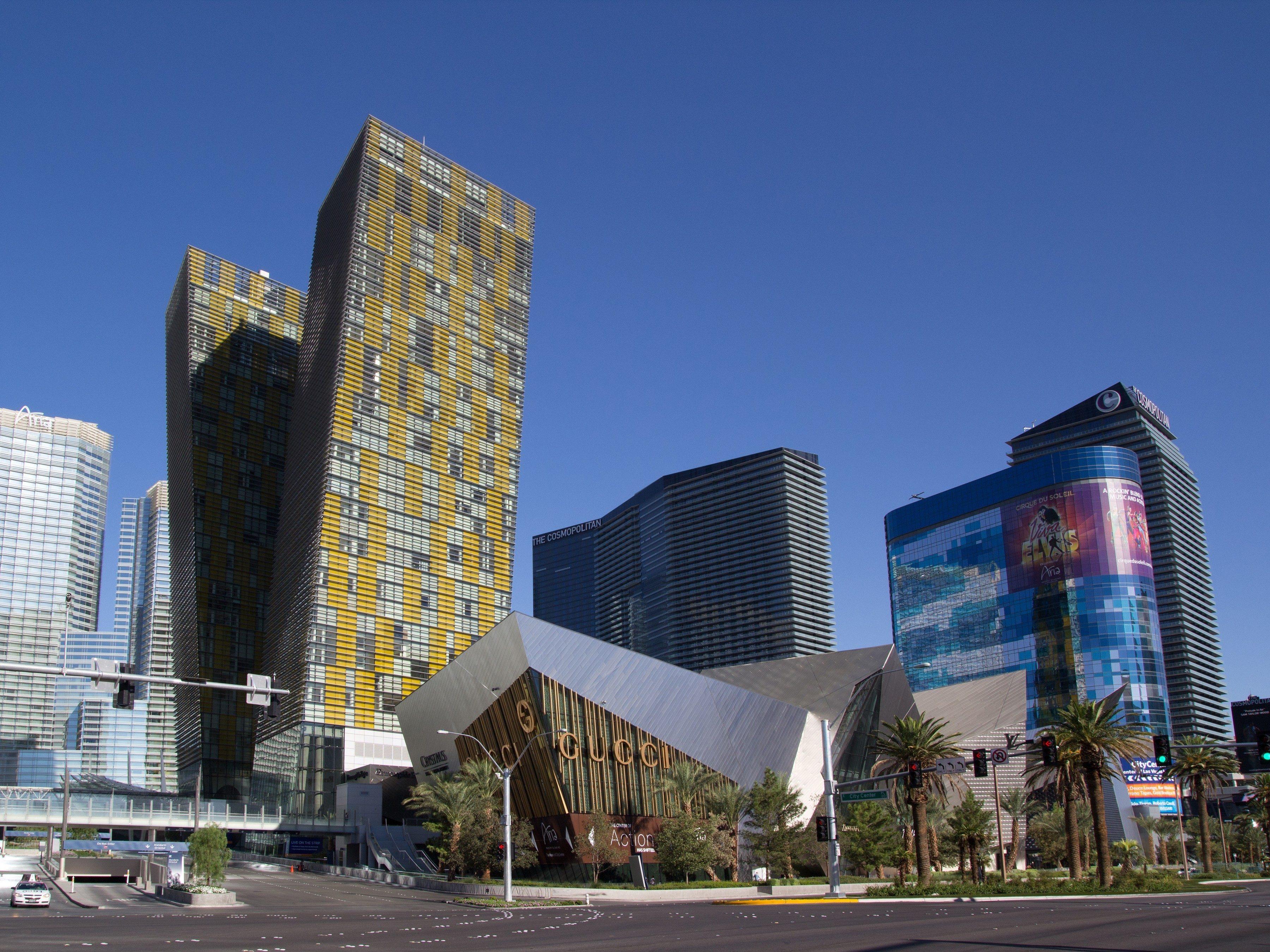 10 Amazing Reasons to Visit Las Vegas: City Center