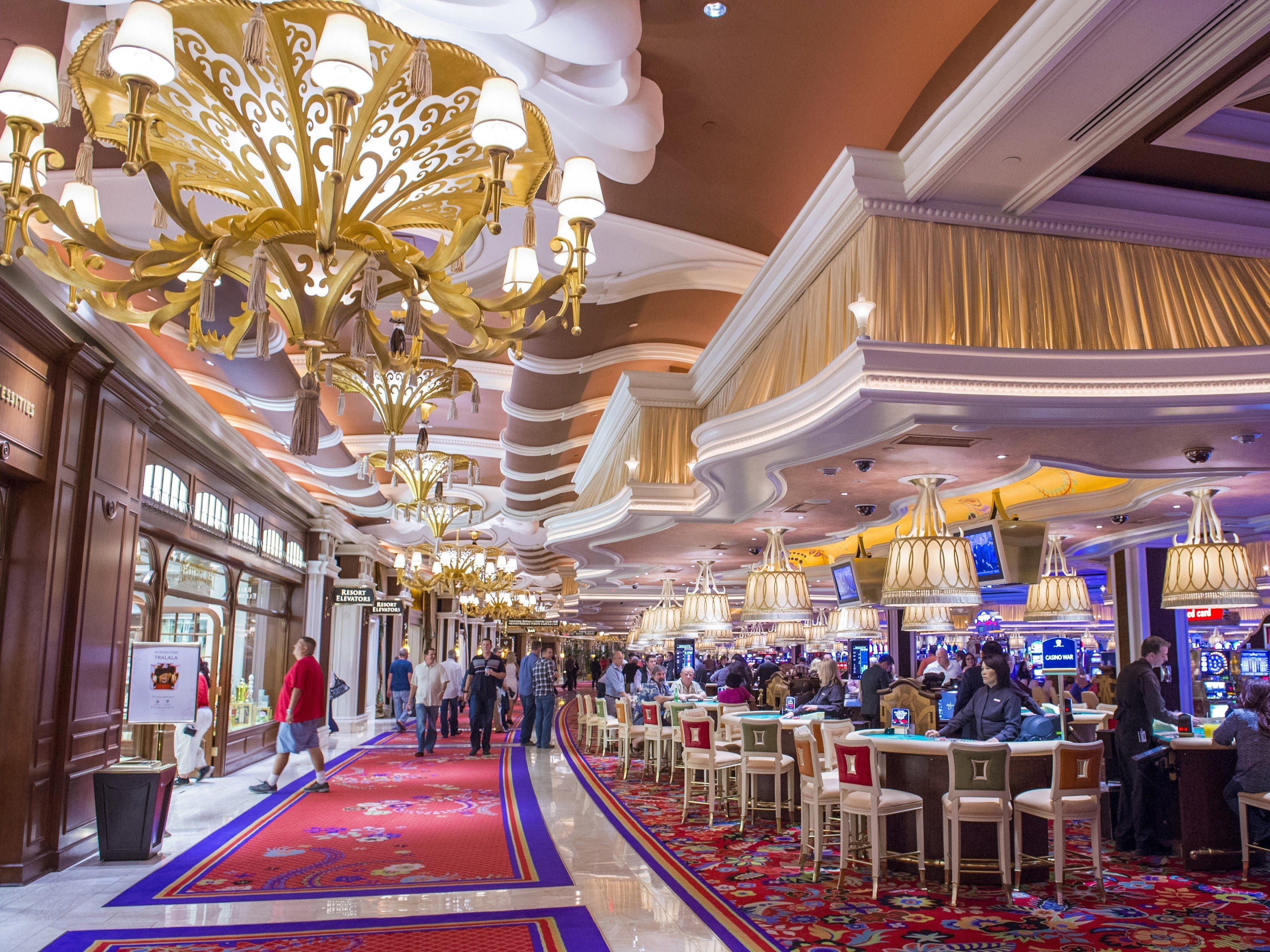 Wynns Hotel Las Vegas