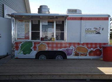 Summerside, PE - Out to Lunch Food Truck
