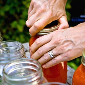 Canning Tips: Seal it Tight