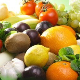 10. Eat Plenty of Fruits and Vegetables